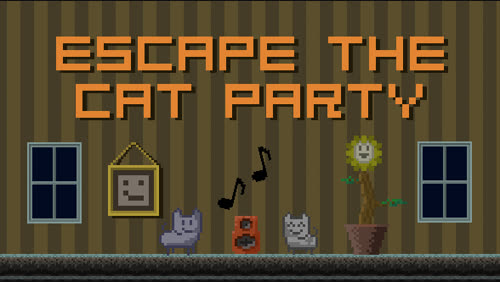 Escape the Cat Party